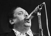 Big Joe Turner in Prag, 1974 Suedberlin/Timeline Images