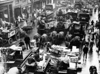 Billingsgate Fischmarkt in London, 1936 Timeline Classics/Timeline Images