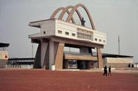 Black Star Square in Accra, 1971 Czychowski/Timeline Images