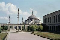 Blaue Moschee in Istanbul, 1964 Czychowski/Timeline Images