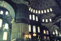Blaue Moschee in Istanbul, 1973 Czychowski/Timeline Images