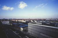 Blick über West Berlin Winter/Timeline Images