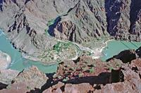 Blick auf den Colorado River im Grand Canyon, 1993 Raigro/Timeline Images