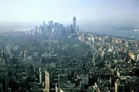 Blick vom Empire State Bldg. auf Downtown Manhattan Raigro/Timeline Images