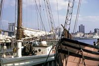 Blick vom Southstreet Seaport nach Brooklyn Raigro/Timeline Images