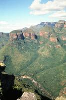 Blyde River Canyon, 1974 Czychowski/Timeline Images