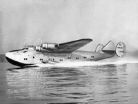 "Boeing 314 Clipper ""Yankee Clipper"" beim Start, 1939 Timeline Classics/Timeline Images"
