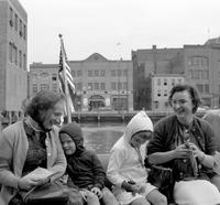 Bootstour in Baltimore, 1962 Juergen/Timeline Images