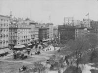 Broadway in New York vor 1918 Timeline Classics/Timeline Images