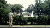 Brunnen und Männer in Washington D.C., 1973 Juergen/Timeline Images
