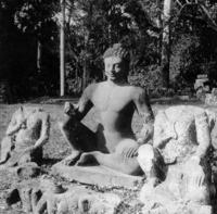 Buddha-Statue in Süd-Vietnam Timeline Classics/Timeline Images