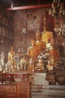 Buddha-Statuen in Wat Mahathat Worrawihan, 1978 Czychowski/Timeline Images