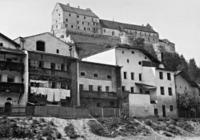 Burg in Burghausen a.d. Salzach, 1936 Timeline Classics/Timeline Images