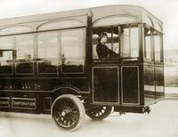 Busfahrerin in London, 1913 Timeline Classics/Timeline Images