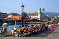 Cafe an der Reuss in Luzern Raigro/Timeline Images