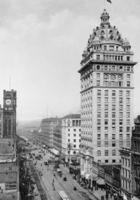 Call Building in San Francisco, 1906 Timeline Classics/Timeline Images