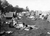Camping, 1930 Timeline Classics/Timeline Images