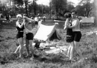 Camping-Wochenende, 1929 Timeline Classics/Timeline Images