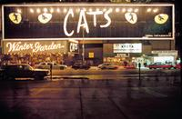 Cats Musical im Winter Garden Theater am Broadway in New York, 1992 Raigro/Timeline Images
