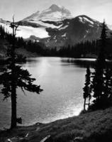 Chain Lake und Mount Baker, 1931 Timeline Classics/Timeline Images