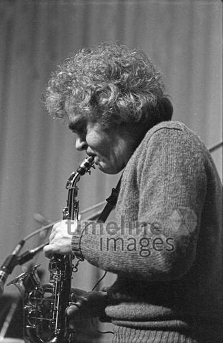 Charlie Mariano in Halle, 1980 Suedberlin/Timeline Images