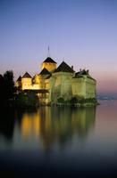 Chateau Chillon in der Nacht Raigro/Timeline Images