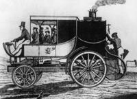 Chauseedampfwagen, ca. 1850 Timeline Classics/Timeline Images