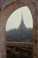 Chedi in Phra Nakhon Khiri, 1978 Czychowski/Timeline Images