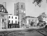 Chelsea Old Church in London, 1938 Timeline Classics/Timeline Images