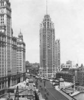 Chicago Tribune-Hochhaus in Chicago, 1926 Timeline Classics/Timeline Images