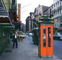Chinatown in New York City, 1962 Juergen/Timeline Images