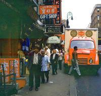 Chinatown in New York City, 1962 Jürgen Wagner/Timeline Images