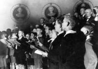 Chorkonzert im Odeon in München, 1931 Timeline Classics/Timeline Images