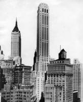 City Bank Farmers Trust Building in New York, 1930/31 Timeline Classics/Timeline Images