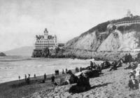 Cliff House in San Francisco, 1906 Timeline Classics/Timeline Images