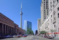 CN-Tower in Toronto, 1992 Raigro/Timeline Images