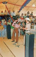 Country Music in einem Festzelt in USA, 1973 Raigro/Timeline Images