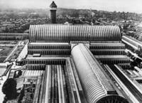 Crystal Palace in London, 1936 Timeline Classics/Timeline Images