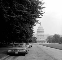 Das Kapitol in Washington D.C., 1962 Juergen/Timeline Images