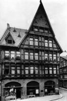 Das Rosenthalhaus in Nordhausen, 1927 Timeline Classics/Timeline Images