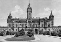 Das Welfenschloss in Hannover, 1934 Timeline Classics/Timeline Images