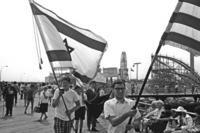Demonstration auf Coney Island, 1967 Hermann Schröer/Timeline Images
