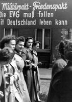 Demonstration in Fürstenwalde, 1954 Jürgen Wagner/Timeline Images