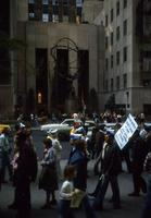 Demonstration in Manhattan, 1978 Juergen/Timeline Images
