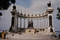 Denkmal in Guayaquil, 1981 Czychowski/Timeline Images