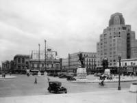 Der Plaza Bellas Artes in Mexiko City, 1936 Timeline Classics/Timeline Images
