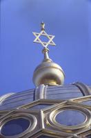 Die Neue Synagoge Oranienburger Strasse Berlin, 1992 Winter/Timeline Images