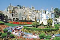 Disneyland in Anaheim bei Los Angeles, 1992 Raigro/Timeline Images