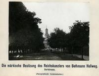 Dorfstraße in Hohenfinow, 1909 Timeline Classics/Timeline Images