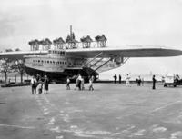 Dornier Do X in New York, 1931 Timeline Classics/Timeline Images